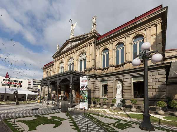 Nationaltheater von San Jose, Costa Rica